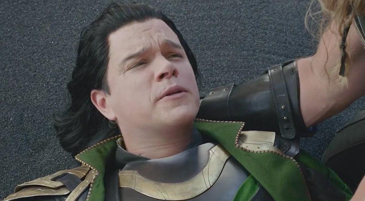 Thor Love and Thunder Dreharbeiten Matt Damon