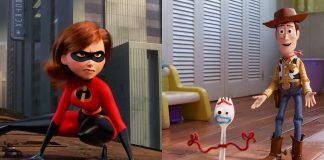Pixar Sequels Filme