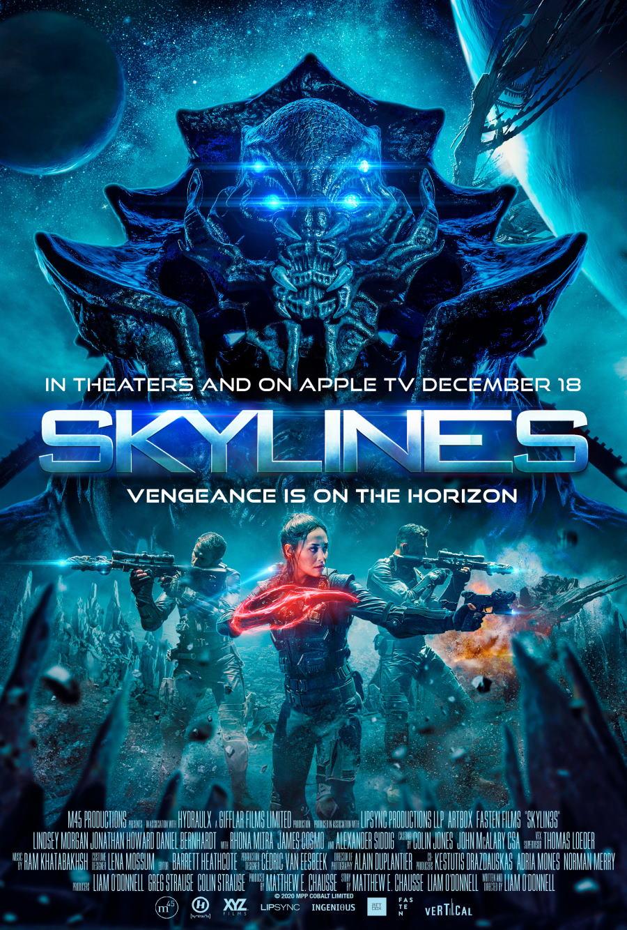 Skylines Trailer & Poster 1