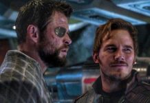 Thor Love and Thunder Star Lord