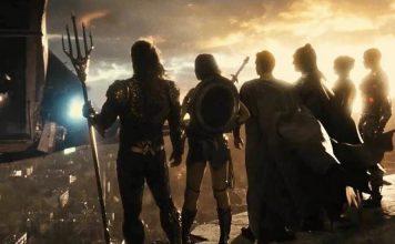 Zack Snyders Justice League Film