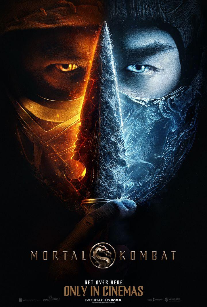 Mortal Kombat Trailer & Poster