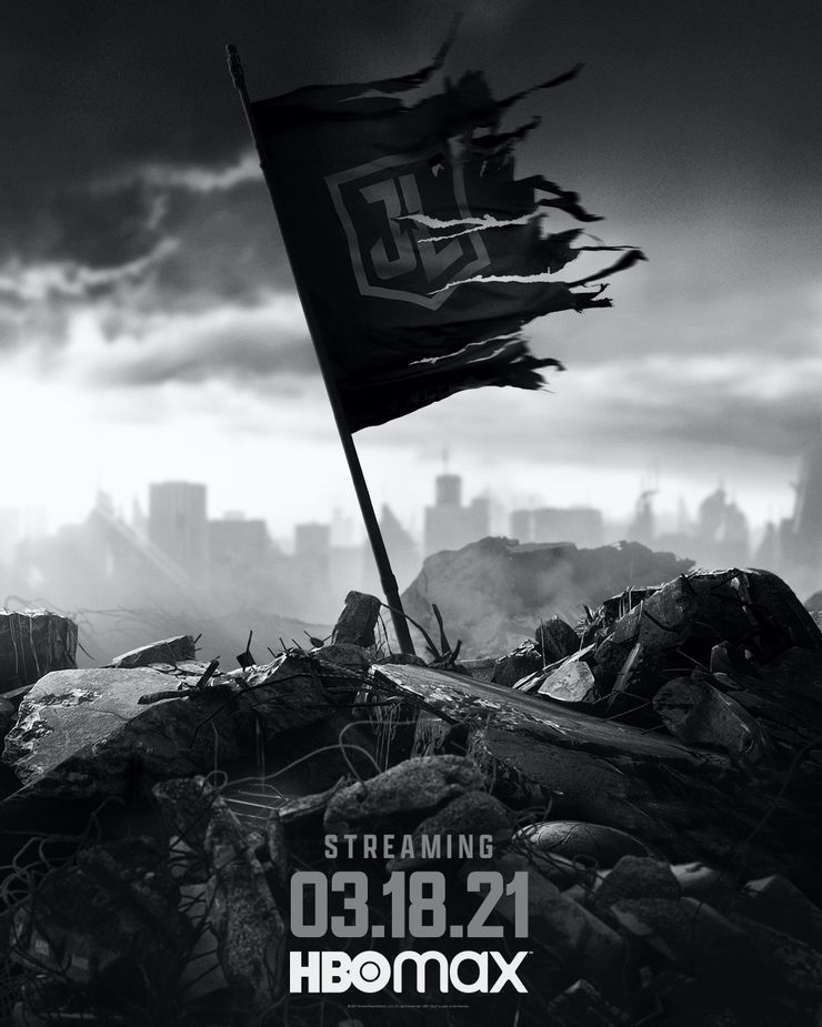 Zack Snyders Justice League Trailer & Poster 2