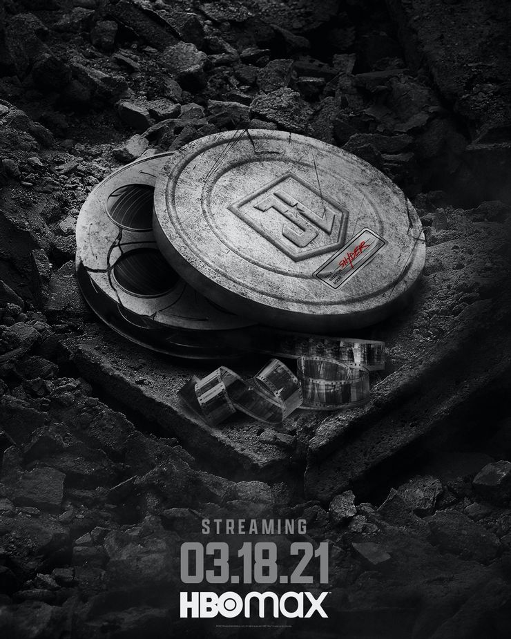 Zack Snyders Justice League Trailer & Poster 1