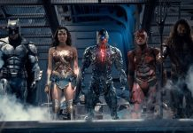 Zack Snyders Justice League Trailer