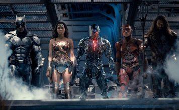 Zack Snyders Justice League Trailer