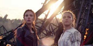 Black Widow Scarlett Johansson Trailer