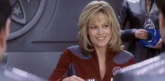 Galaxy Quest 2 Sigourney Weaver