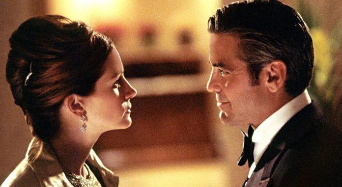 Julia Roberts George Clooney Romcom