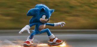 Sonic the Hedgehog 2 Drehstart