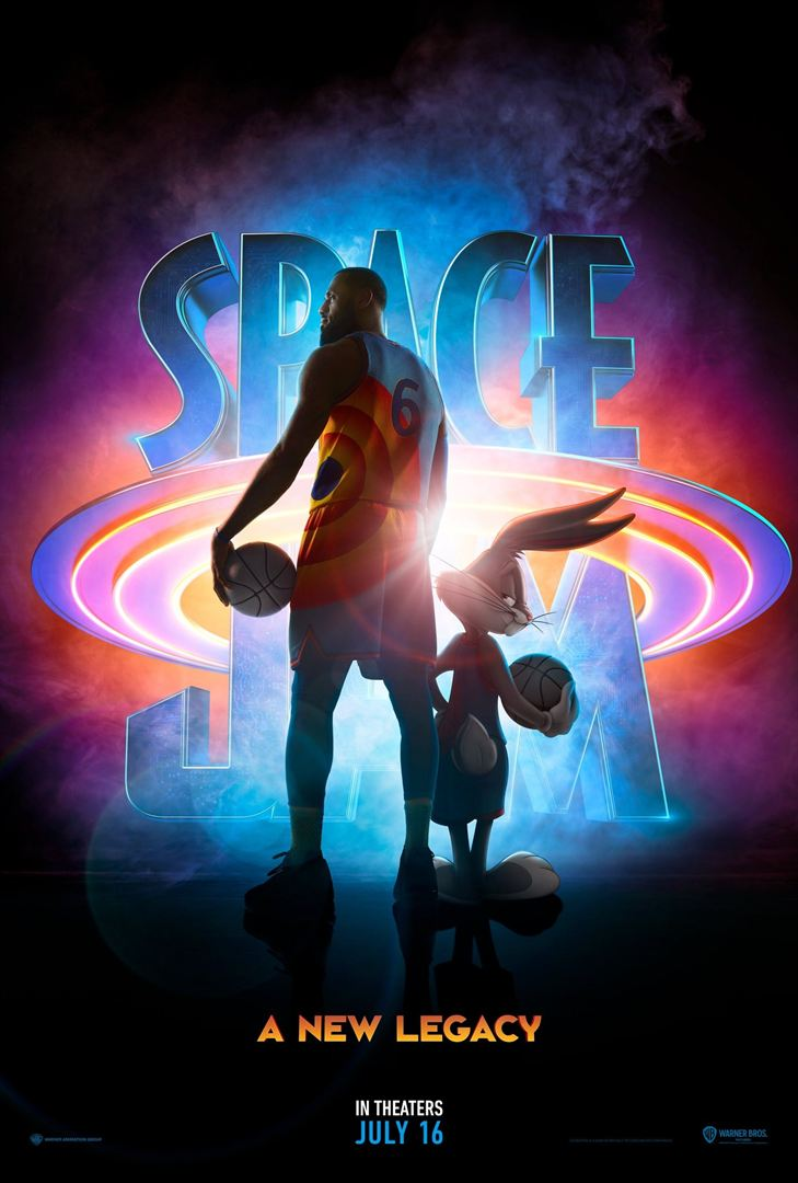 Space Jam A New Legacy Trailer & Poster