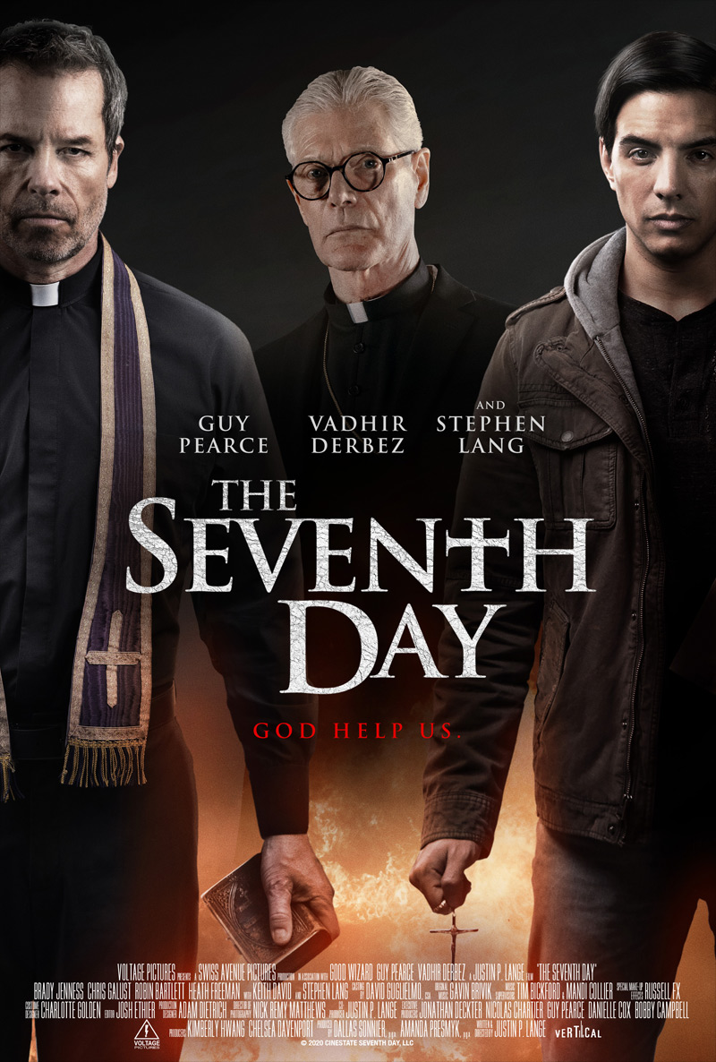 The Seventh Day Trailer & Poster