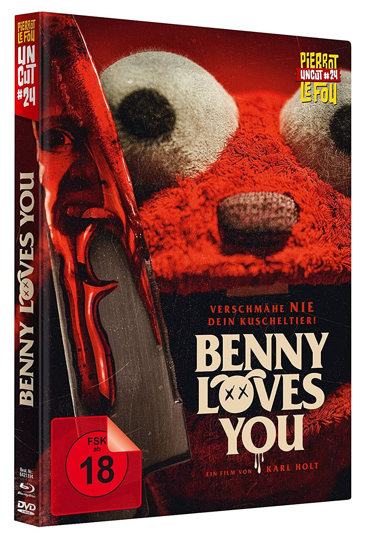 Benny Loves You Horror Trailer & Poster 5