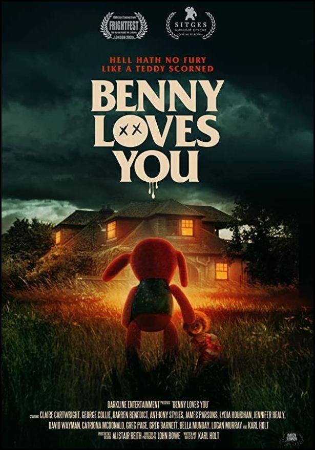 Benny Loves You Horror Trailer & Poster 4