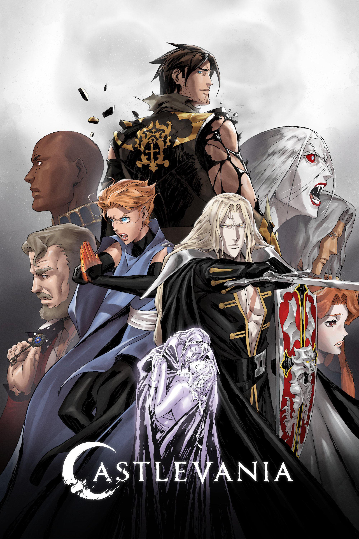 Castlevania Staffel 4 Ende Poster