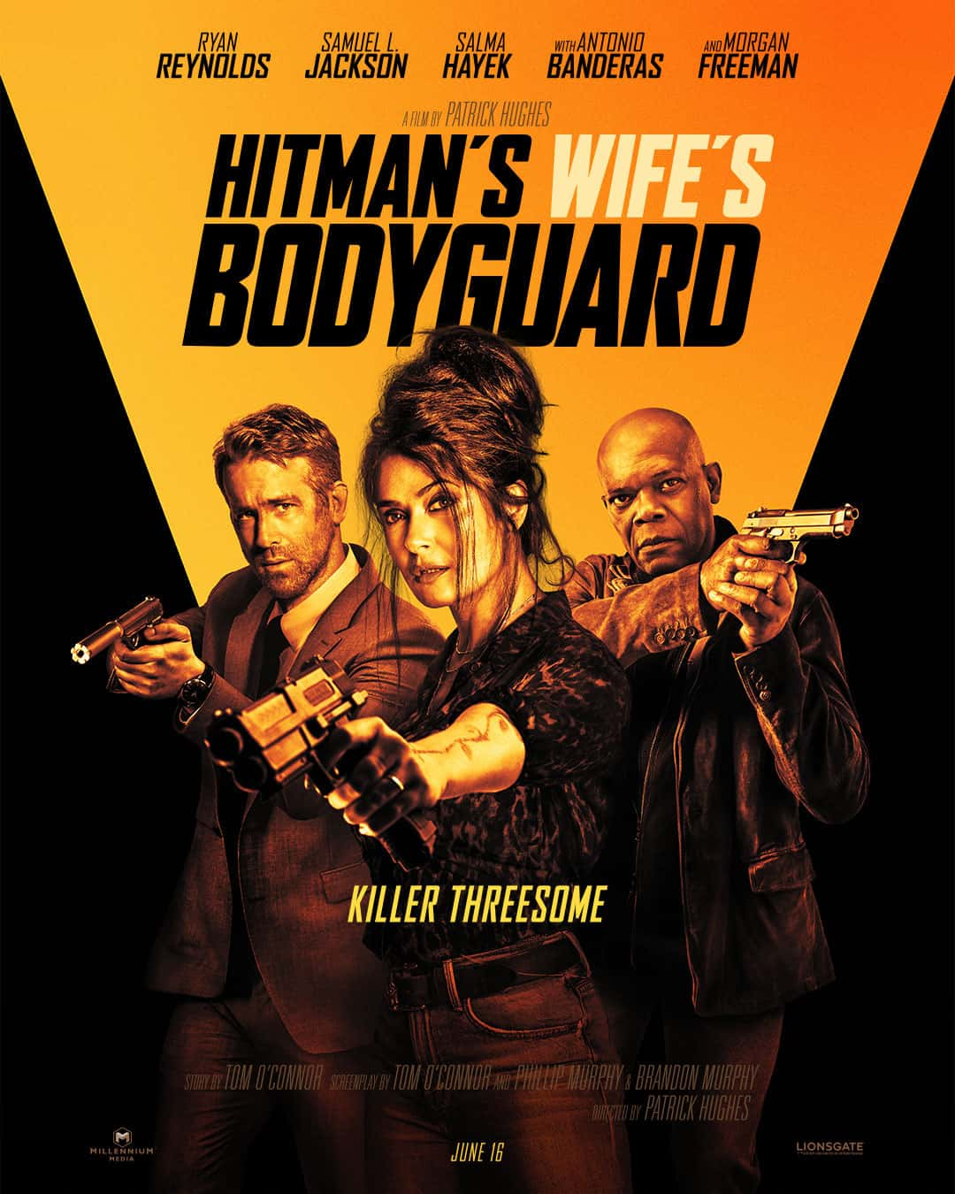 Killers Bodyguard 2 Teaser Poster 2