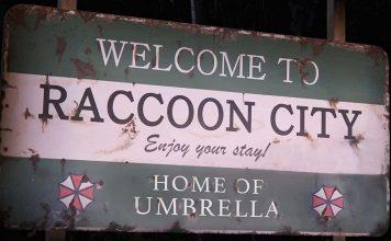Resident Evil Reboot Start