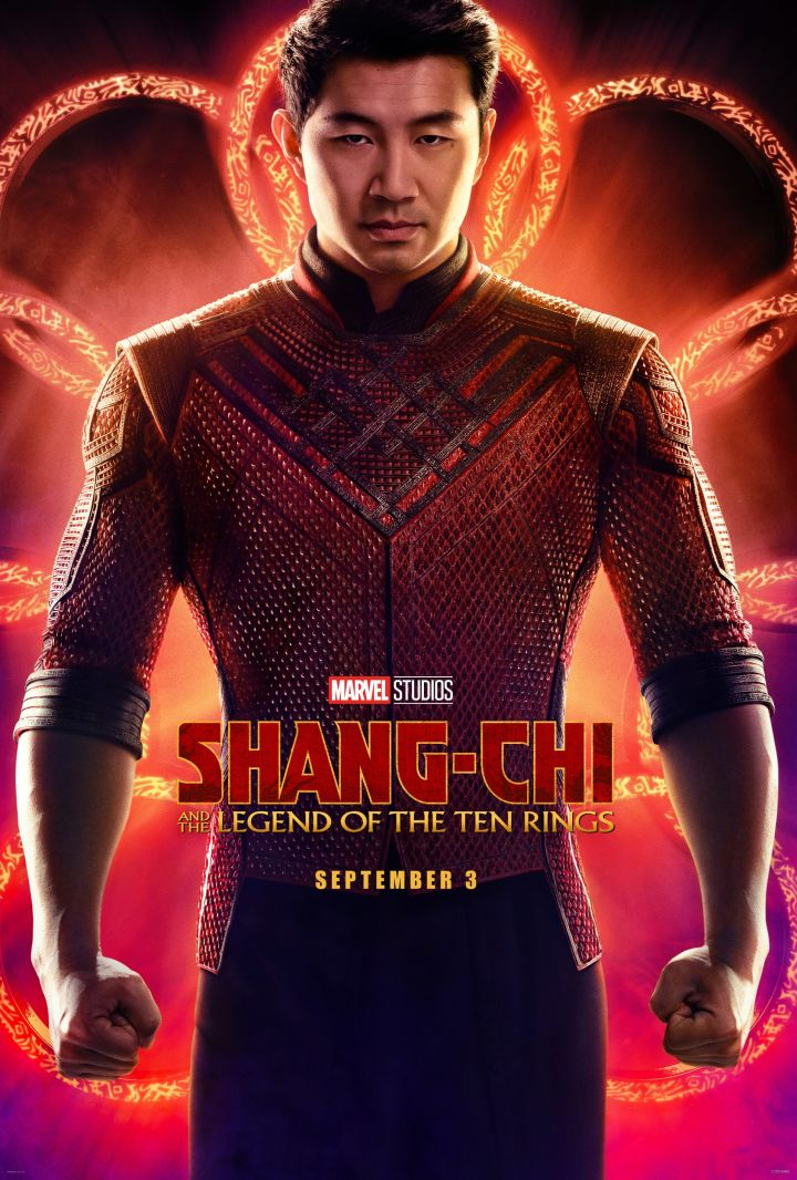 Shang Chi and the Legend of the Ten Rings Teaser Poster