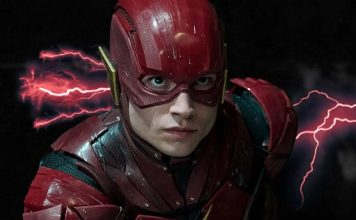 The Flash Drehstart