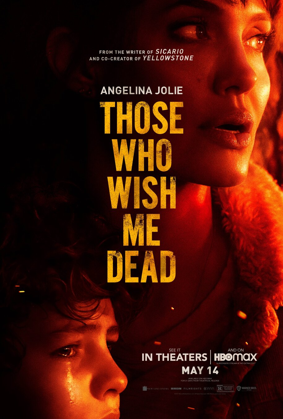 They Want Me Dead Angelina Jolie Poster