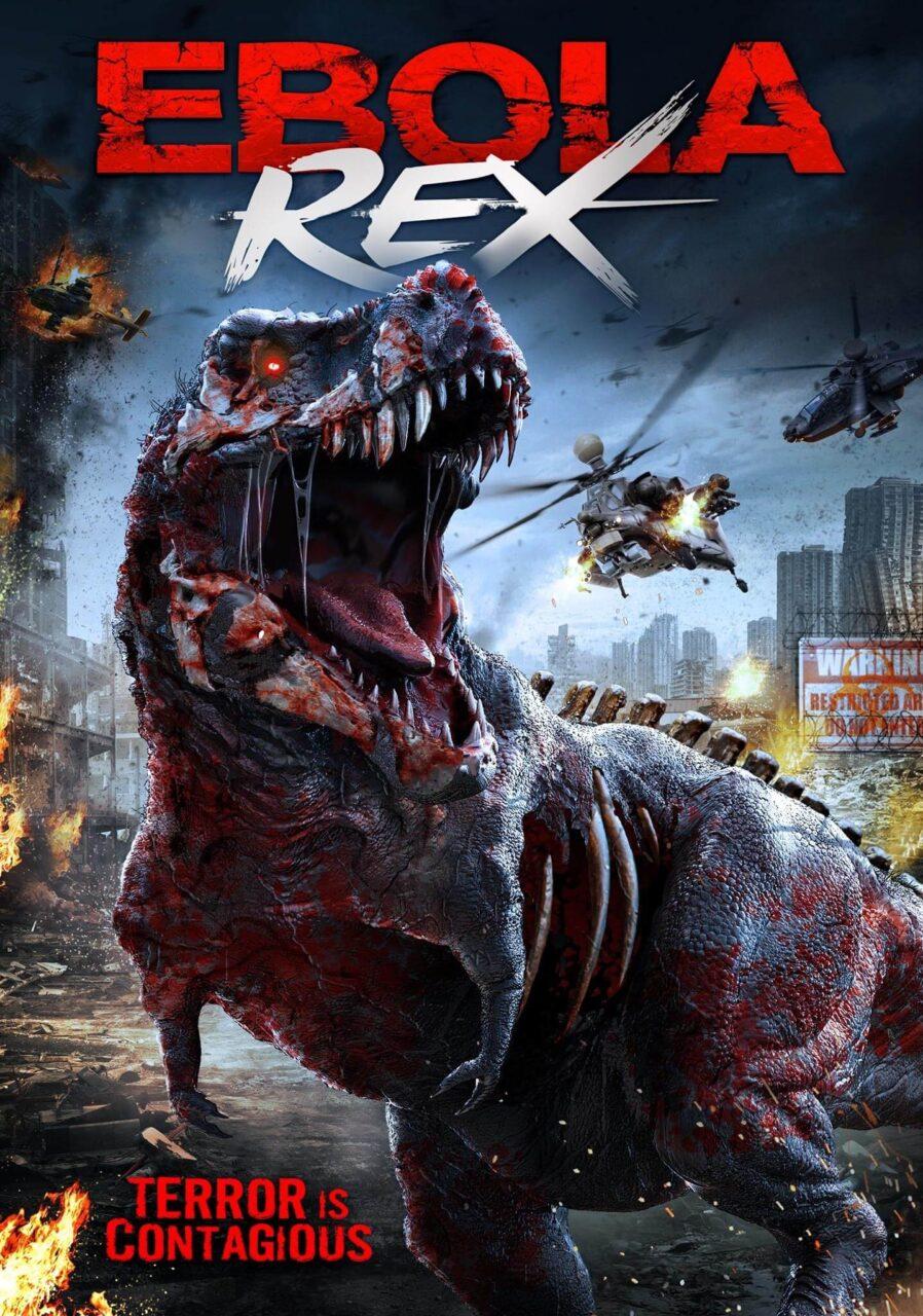 Ebola Rex Poster