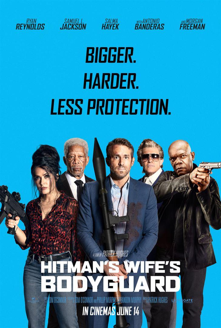 Killers Bodyguard 2 Start & Plakat 2