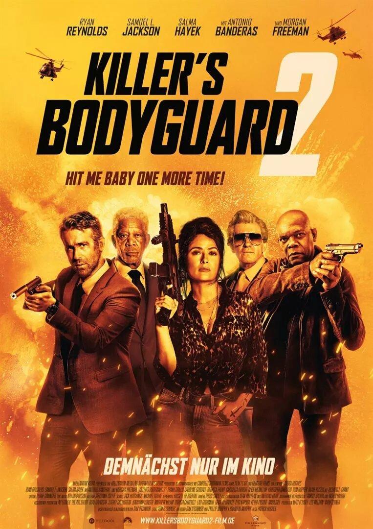 Killers Bodyguard 2 Start & Plakat 1