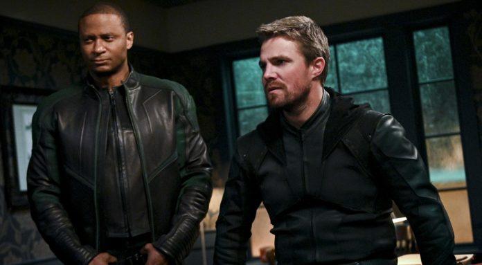 Arrow Staffel 8 Netflix
