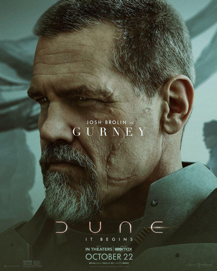 Dune Film Trailer & Poster 6