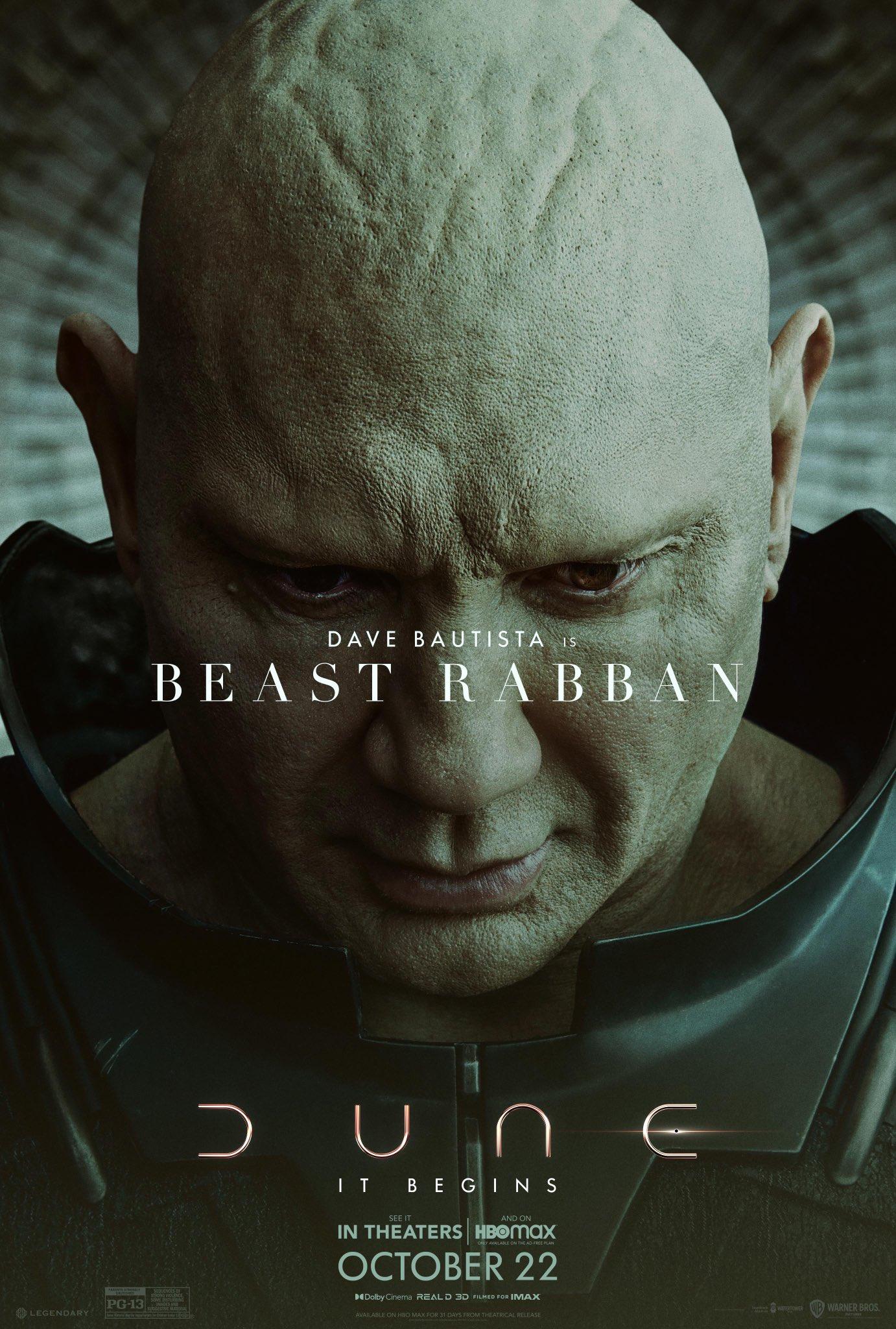 Dune Film Trailer & Poster 8
