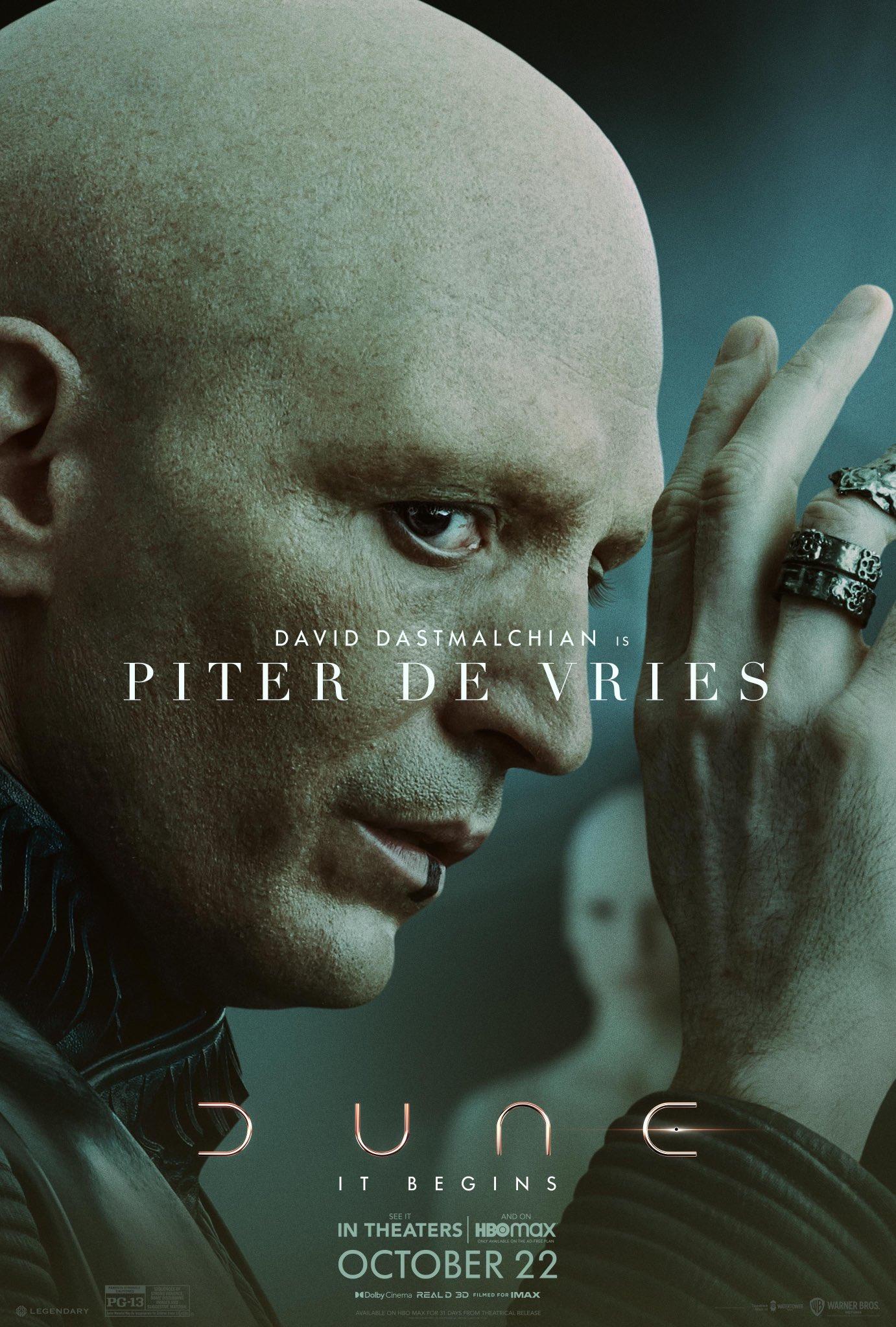 Dune Film Trailer & Poster 9