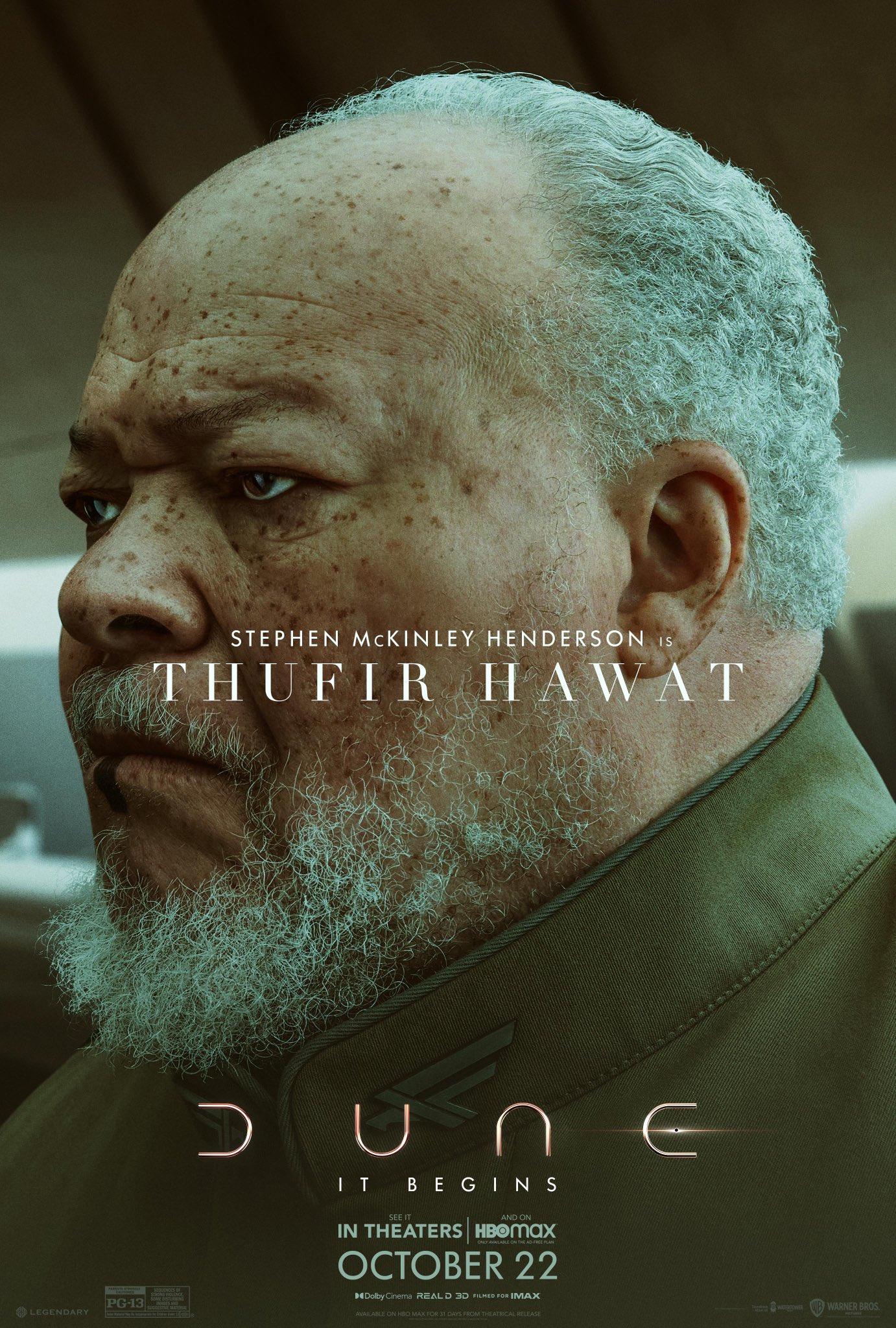 Dune Film Trailer & Poster 11