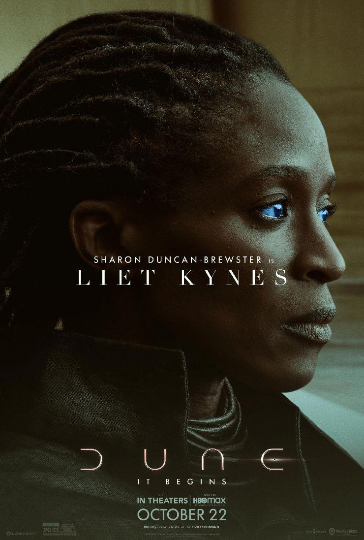 Dune Film Trailer & Poster 13