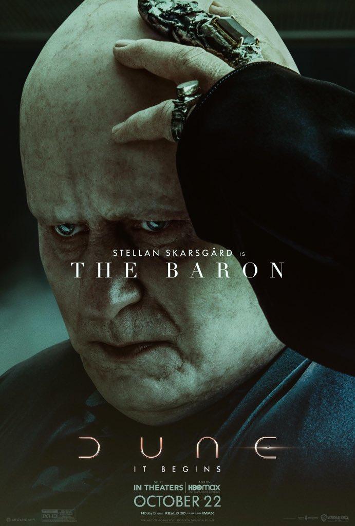Dune Film Trailer & Poster 7