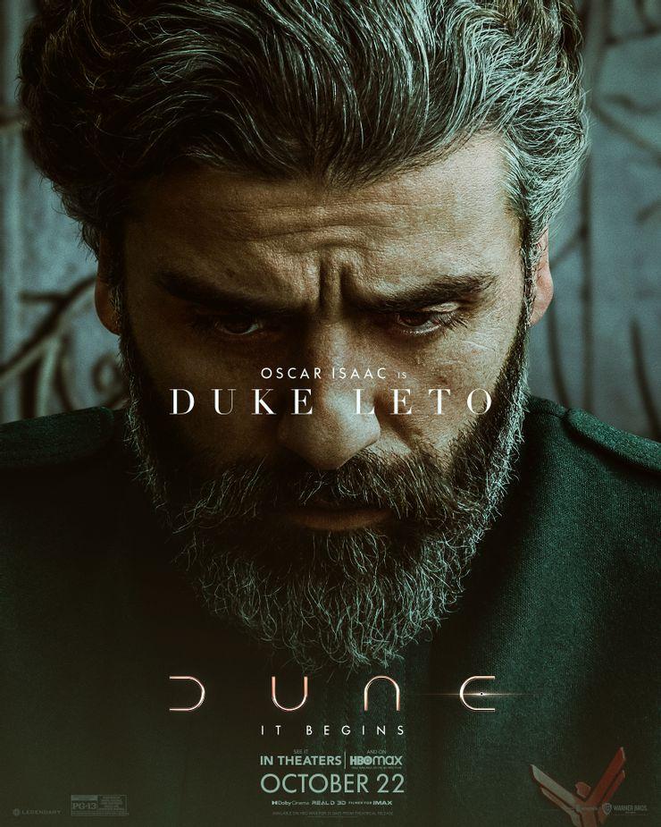 Dune Film Trailer & Poster 2