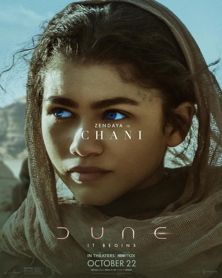 Dune Film Trailer & Poster 3