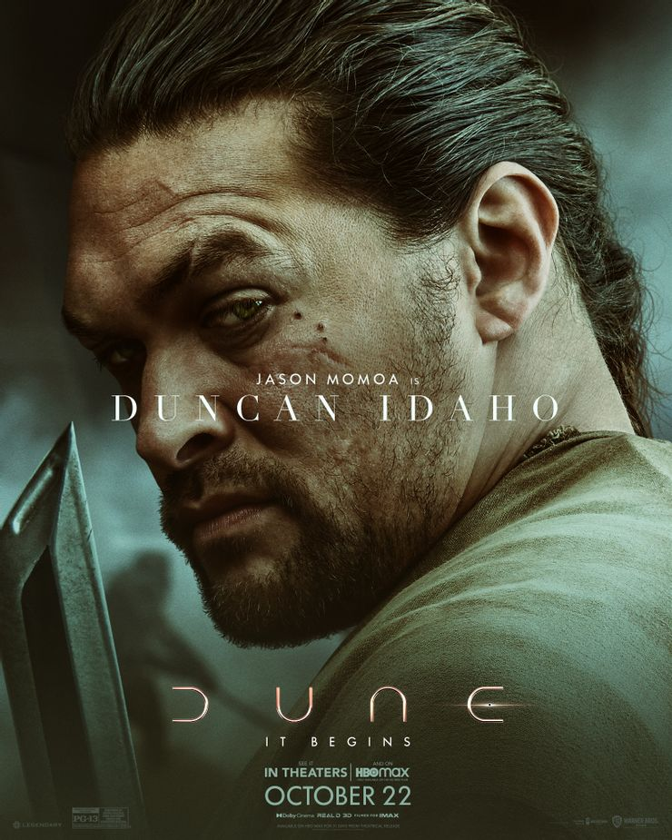 Dune Film Trailer & Poster 5