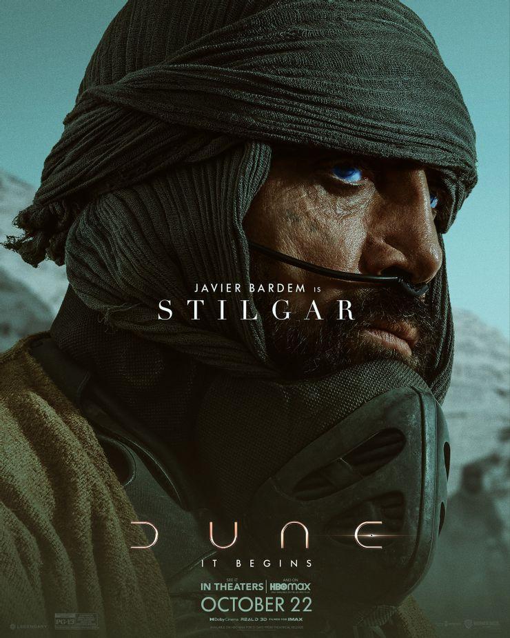 Dune Film Trailer & Poster 10