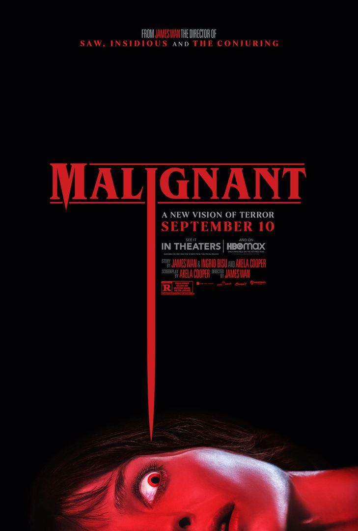 Malignant Trailer & Poster