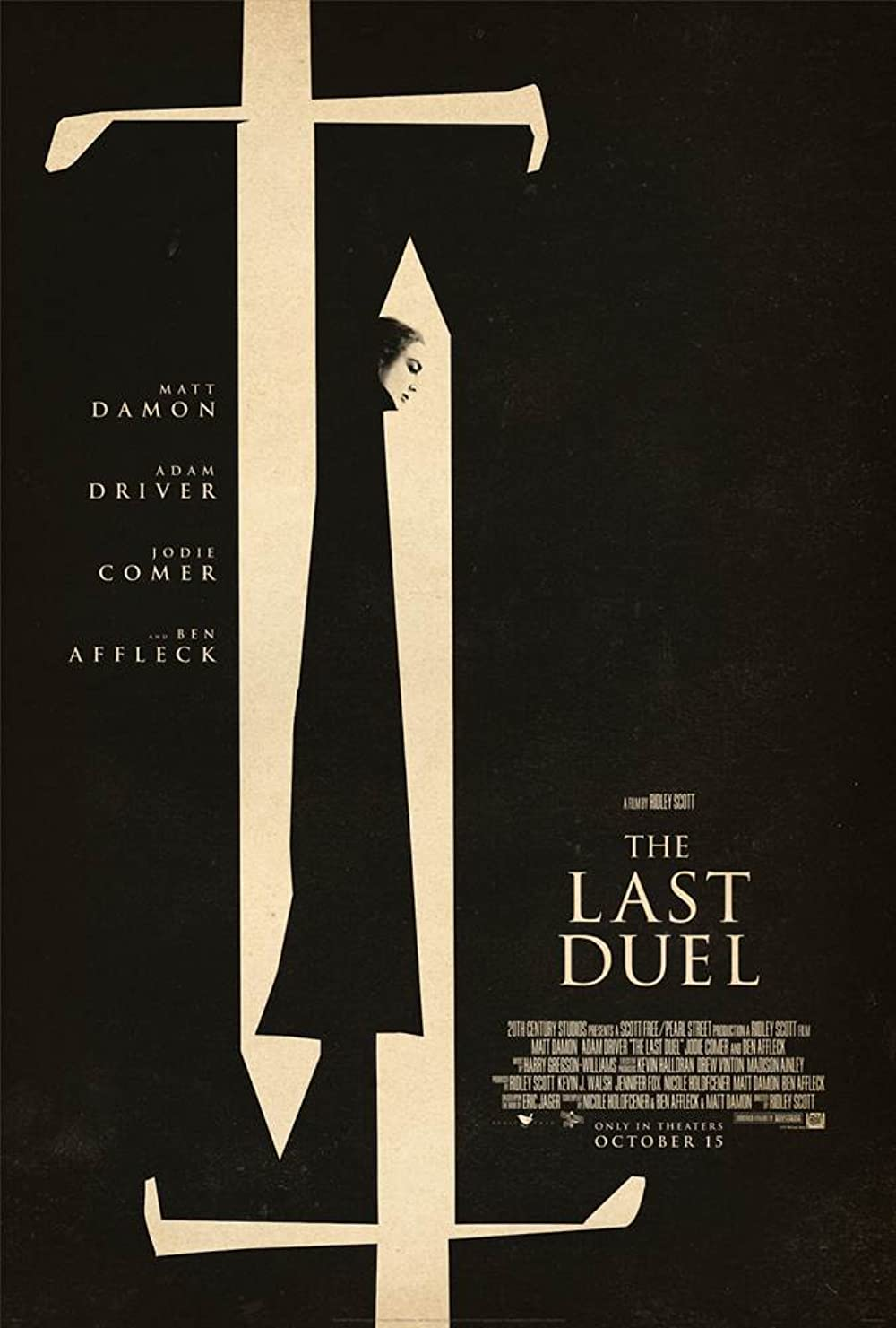 The Last Duel Trailer & Poster