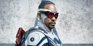 Captain America 4 Anthony Mackie