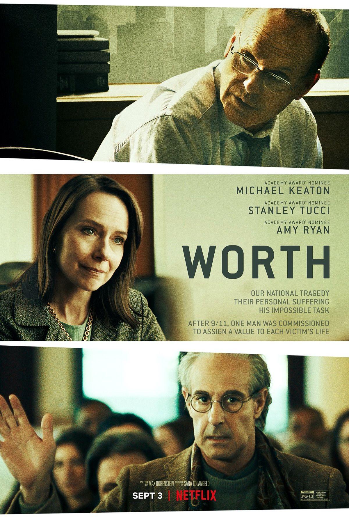 Worth Trailer & Poster
