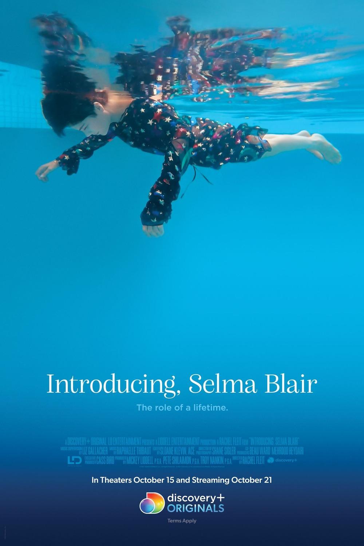 Selma Blair Doku Poster