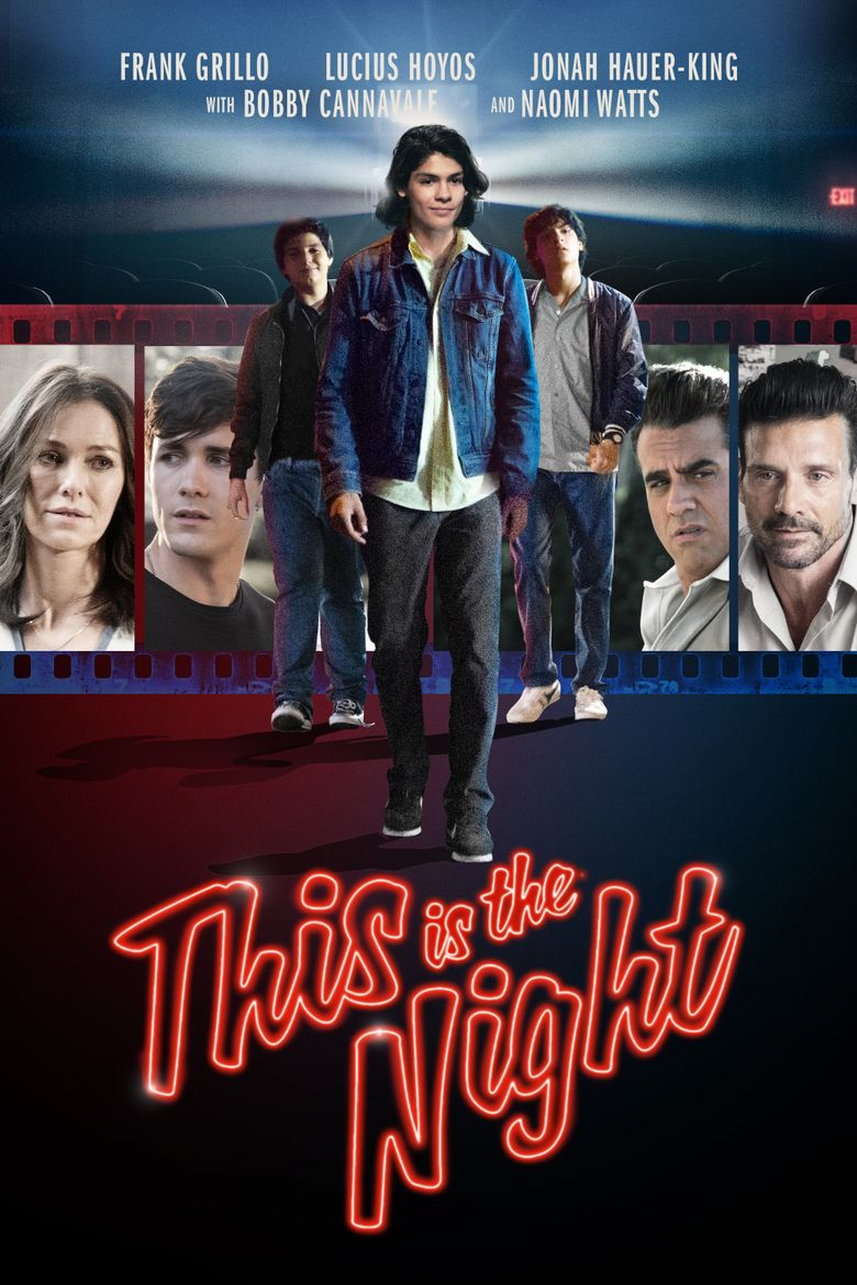 This is the Night Trailer & Poster