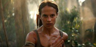 Tomb Raider 2 Alicia Vikander