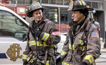 Chicago Fire Jesse Spencer