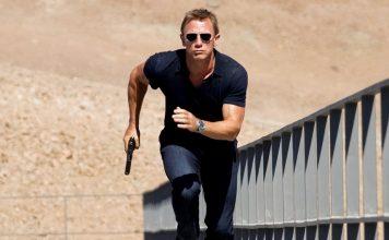 Ein Quantum Trost Daniel Craig
